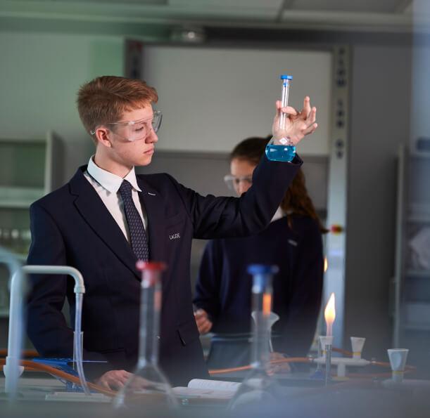 Estudiante Química